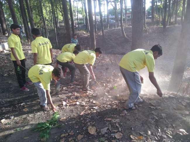 Aasraa Celebrates World Earth Day