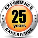 Aastracom 25 Years of Experience