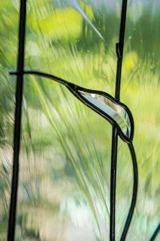 横浜港南台の家・窓