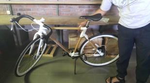 Sepeda Bambu Spedagi