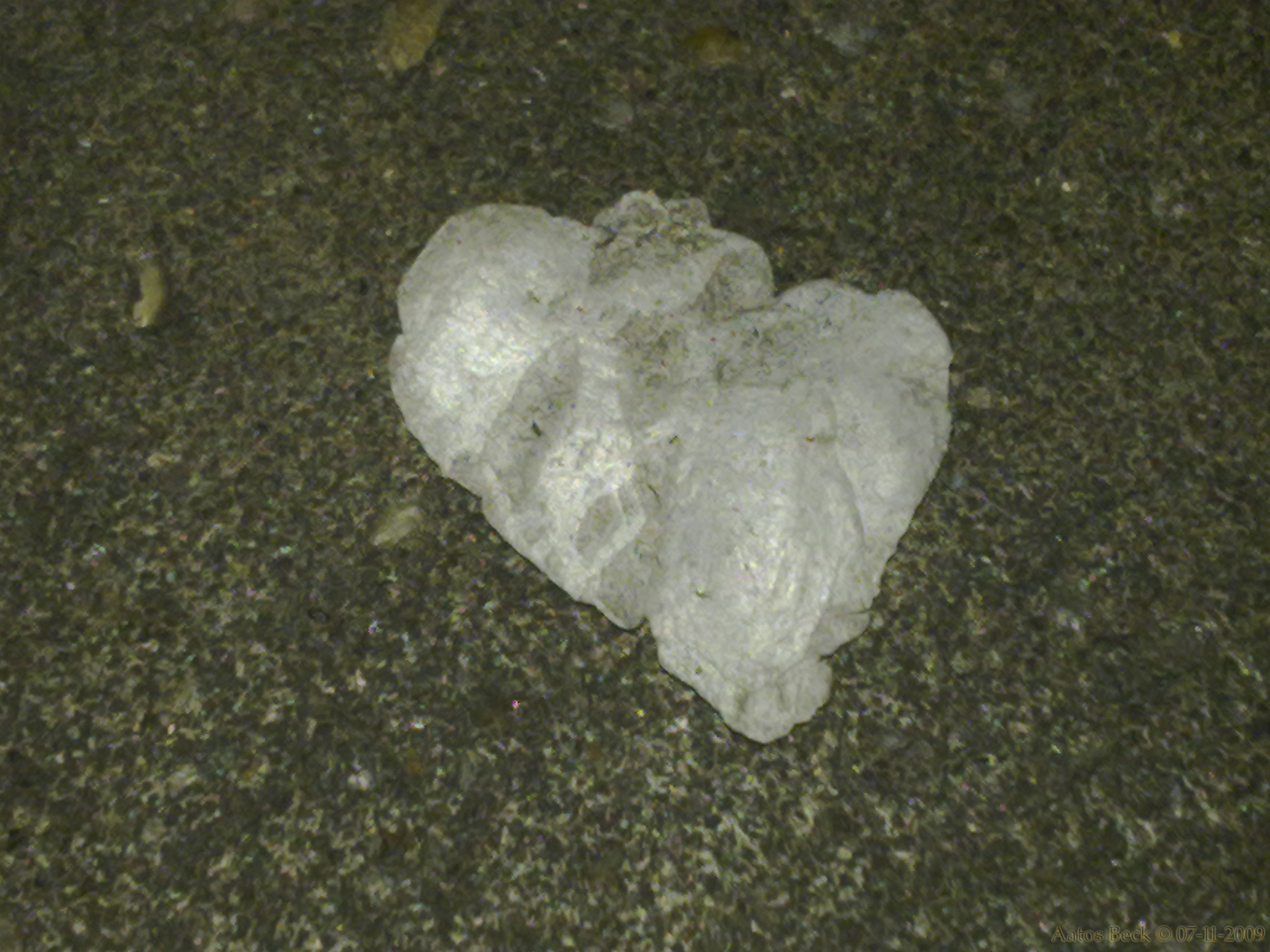 Two Hearts as solid as Stone 2 by Aatos Beck © 07-11-2009