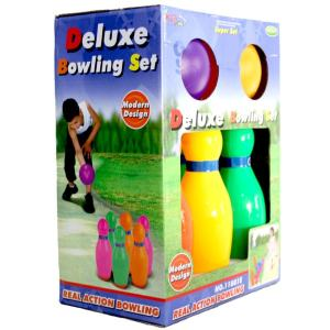 Deluxe Bowling Set