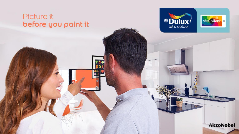 Ici Dulux Visualizer App Interior And Exterior Colour Paints Decorating Ideas Dulux