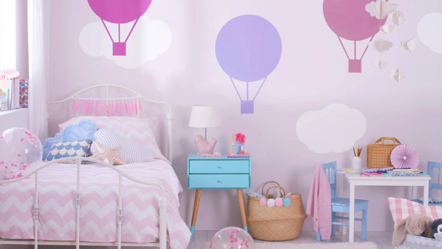 4 Gorgeous Girls Bedroom Ideas Home Page Dulux