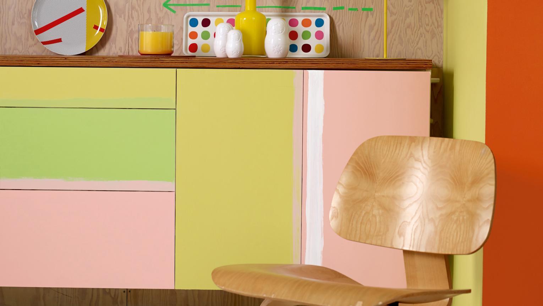 comment peindre un ancien meuble pour