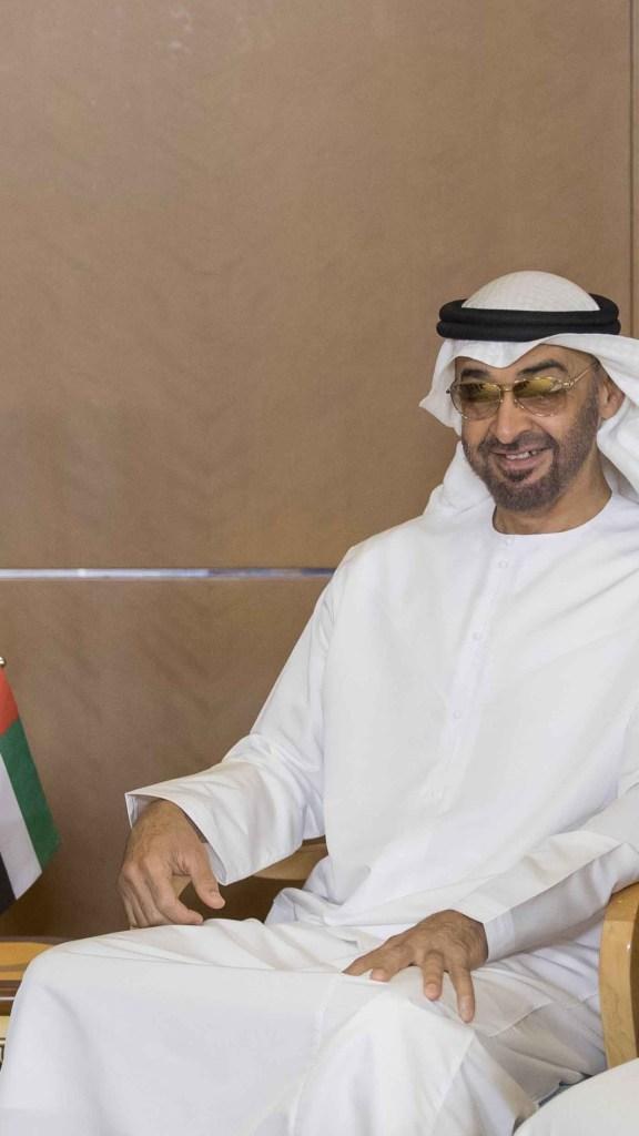 محمد بن زايد يستقبل وزير الخارجية الروسي ويبحث معه تعزيز العلاقات الثنائية وعدد من القضايا الإقليمية والدولية ذات الاهتمام المشترك
