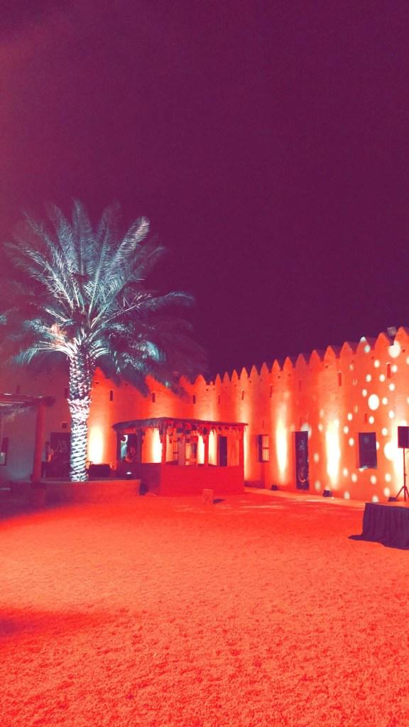 معرض فني وثقافي في مركز القطارة للفنون في مدينة العين