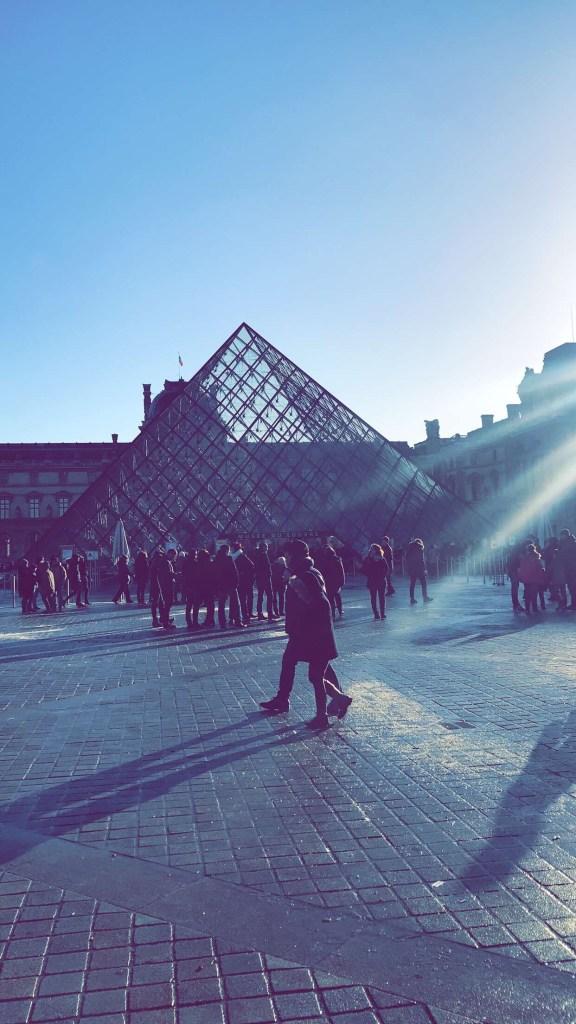 زيارة متحف اللوفر باريس - Musée du Louvre