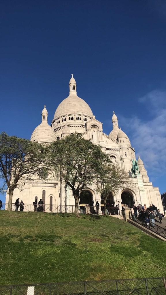 زيارة باريس من اعلى قمة