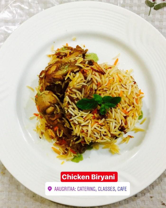 Chicken Biryani , www.aaugritaa.com