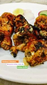 Tandoori Chicken , www.aaugritaa.com