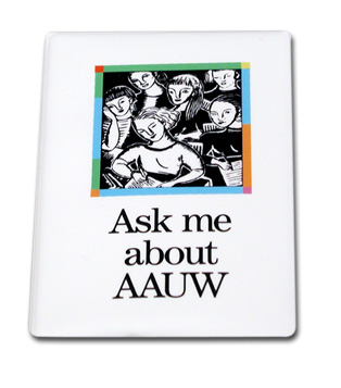 Ask me about AAUW