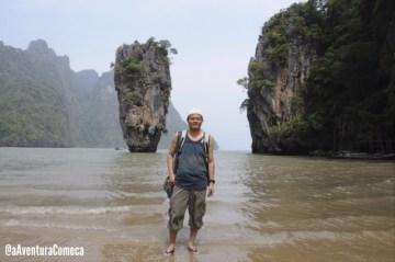 james bond ilha tailandia