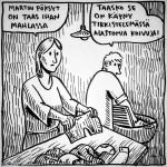 Marraslahti-sarjakuva 23