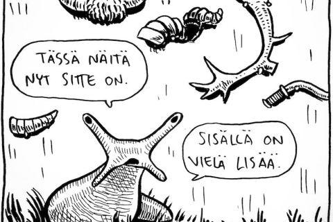 Marraslahti-sarjakuva 30