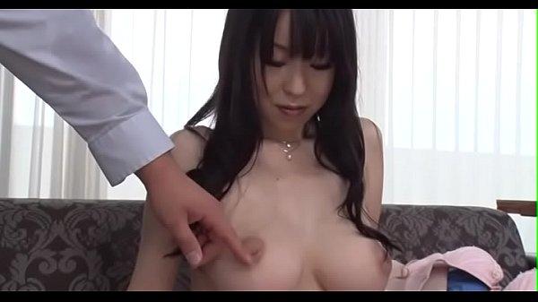 Prurient busty Yui Satonaka adores blowjobs