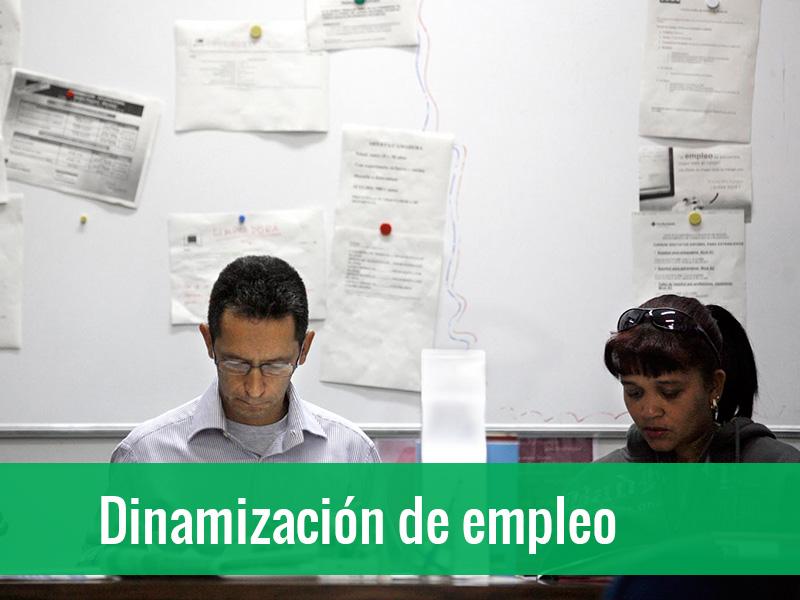 Dinamización de empleo