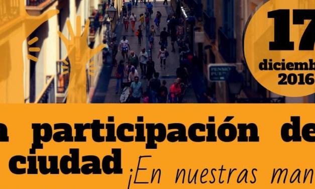 17-D: una jornada clave para actualizar nuestro modelo de participación ciudadana
