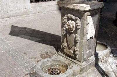 Agua que sí has de beber
