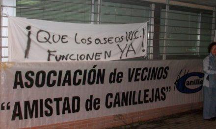 La consejería de Sanidad pide comprensión a los vecinos de Canillejas