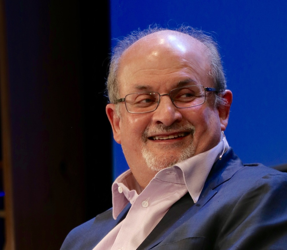 Honoring Salman Rushdie