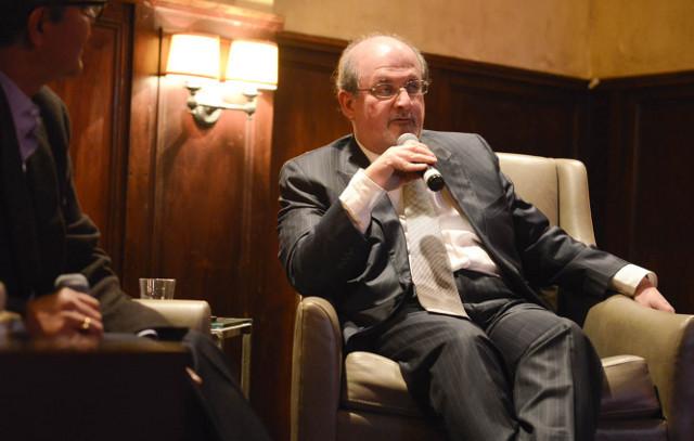 Amitava Kumar interviews Salman Rushdie