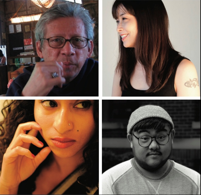 On The Edge: Readings from the Asian/Pacific American Avant-garde
