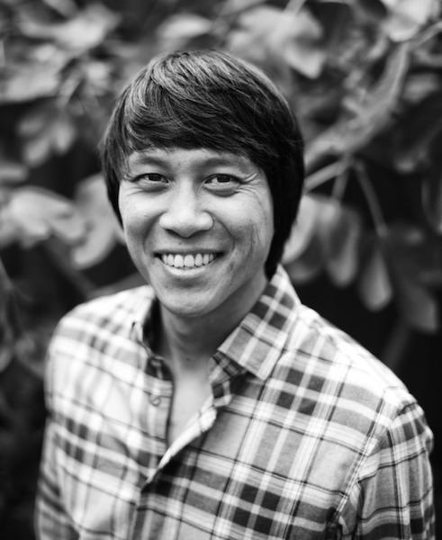 Huan Hsu, the author of The Porcelain Thief Photo by Martijn Van Nieuwenhuyzen/Courtesy of Crown Publishers