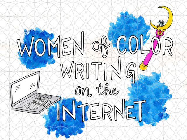 Women of Color Writing on the Internet