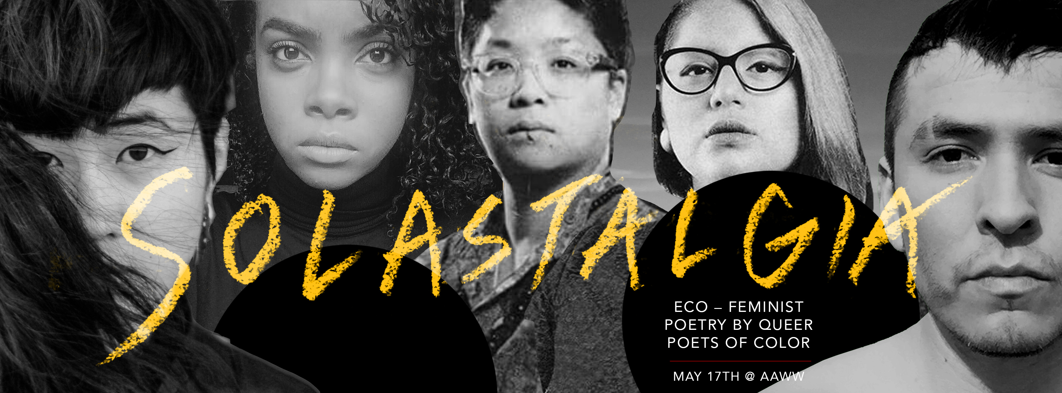 SOLASTALGIA: Eco-Feminist Poetry by Queer Poets of Color