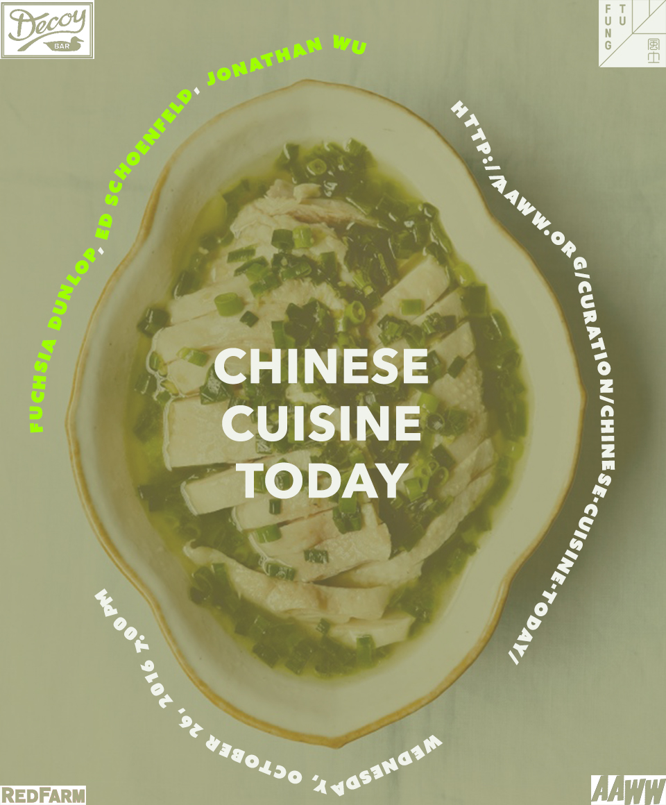 Chinese Cuisine Today