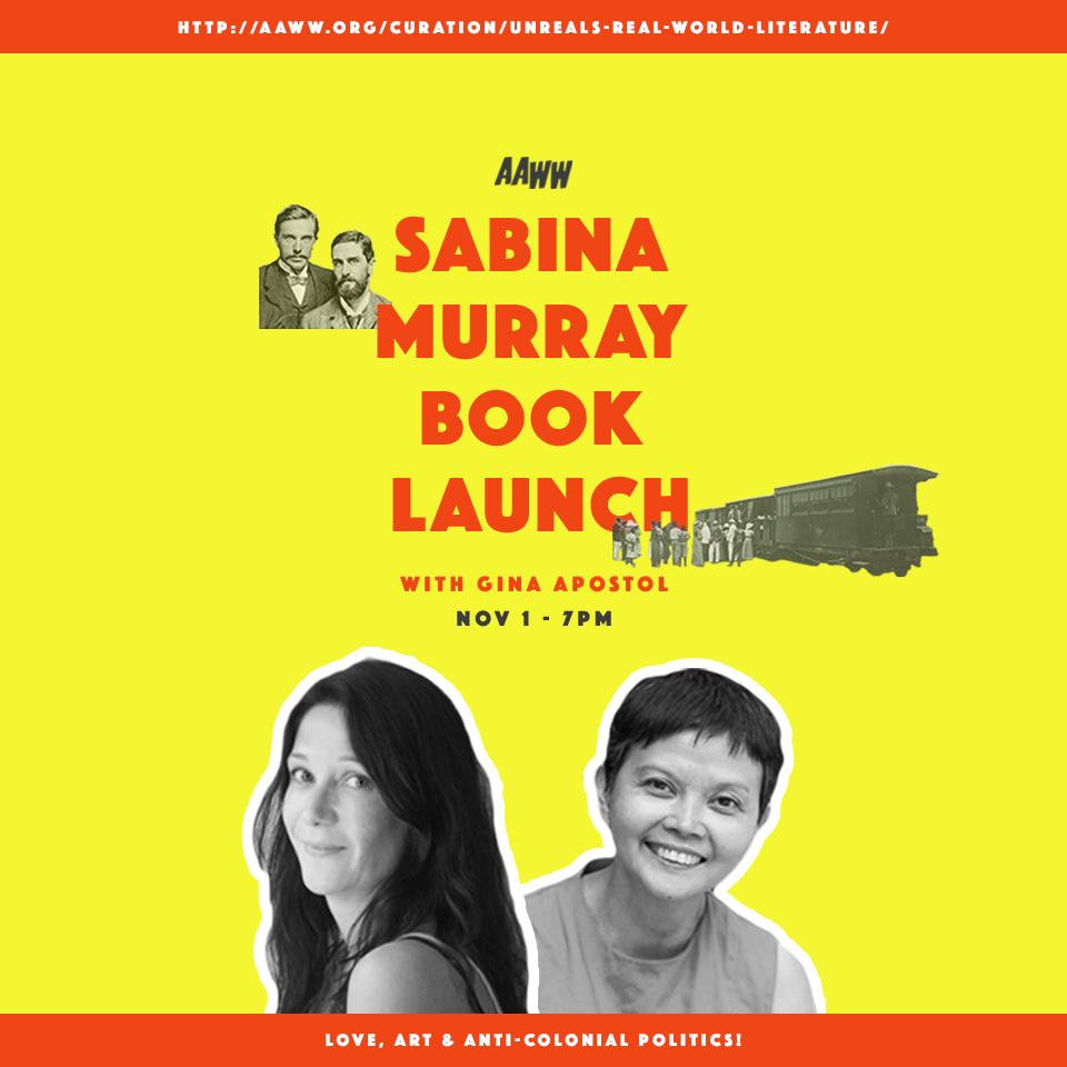 Sabina Murray Book Launch