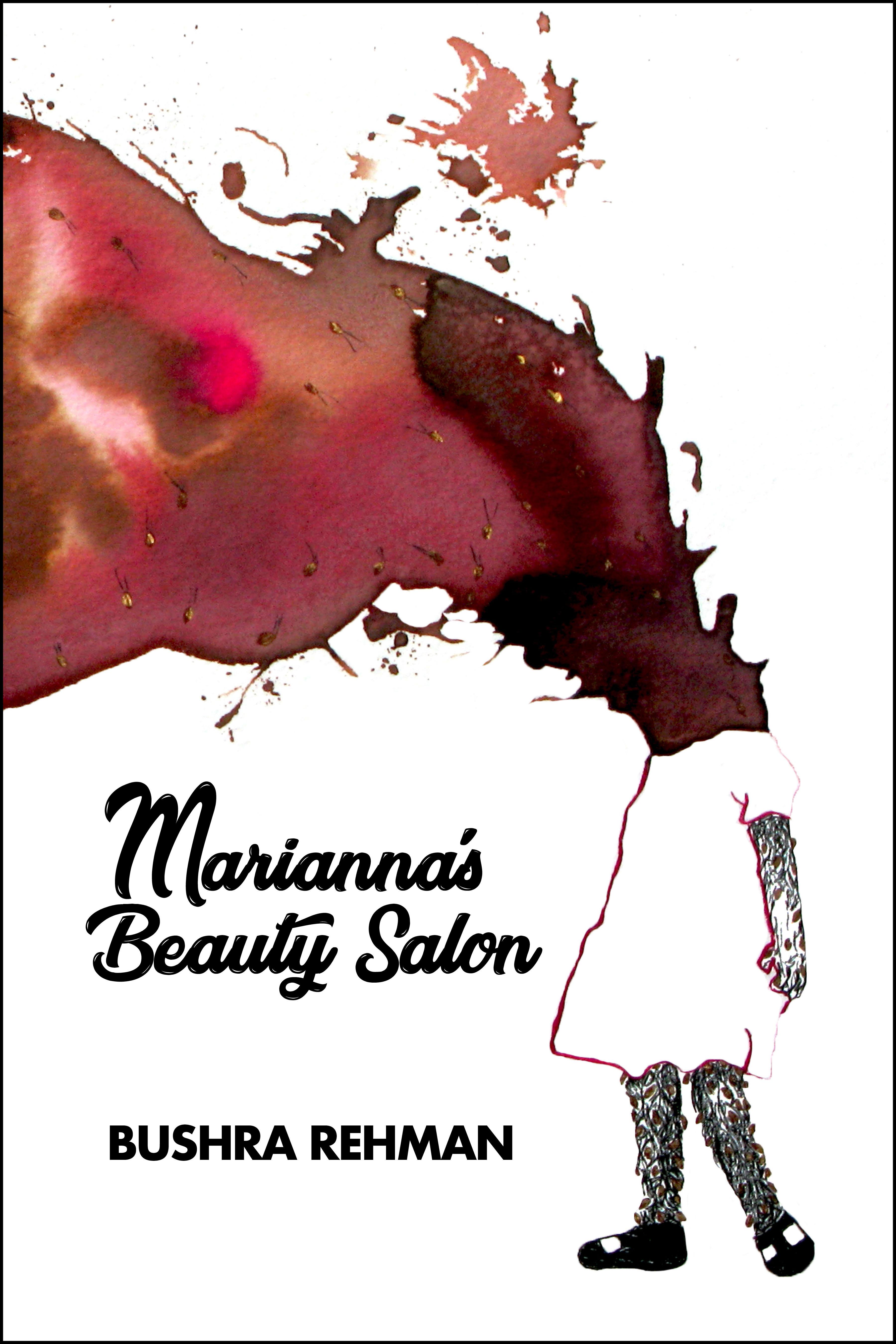 Marianna's Beauty Salon Launch Party