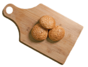 A.Ayam Fried Buns