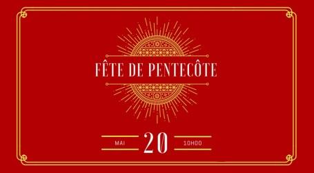 Fête de Pentecôte