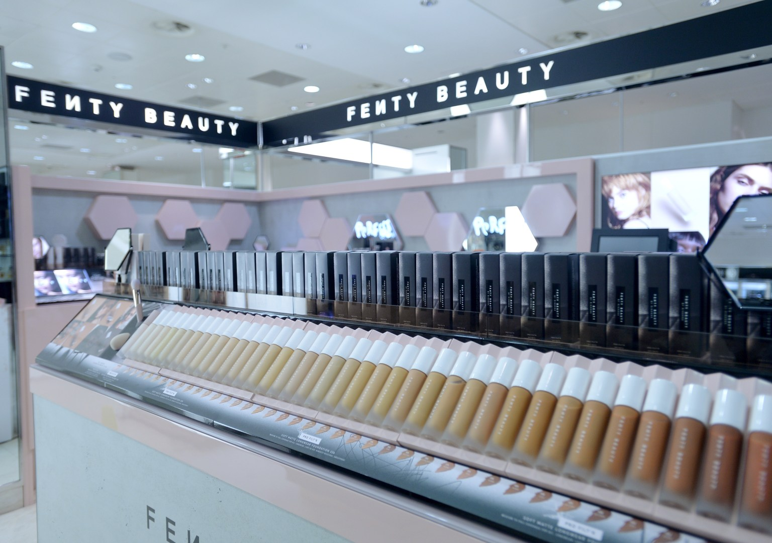 Fenty Beauty for Review Persons with Albinism