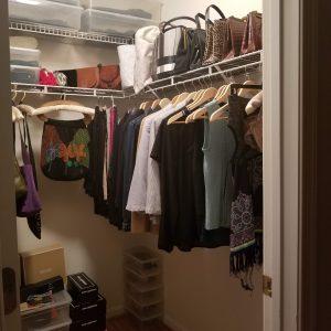 My Bedroom Closet 2019
