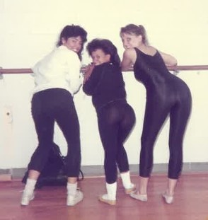 Me & My Friends @ Montgomery College Dance Company Class