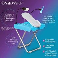 Salon Step Deluxe- Beauty Footrest