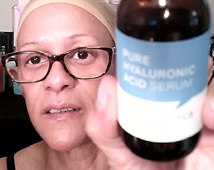 Cosmedica Skincare Pure Hyaluronic Acid Serum 2 oz