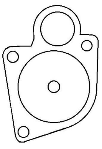 tarter Ford Lehman Sabre 12V 2.8kW 2725E, 2722E, 2715E