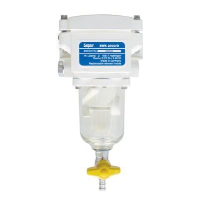 Diesel filter Separ