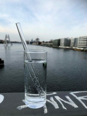 Glass sugrør 2
