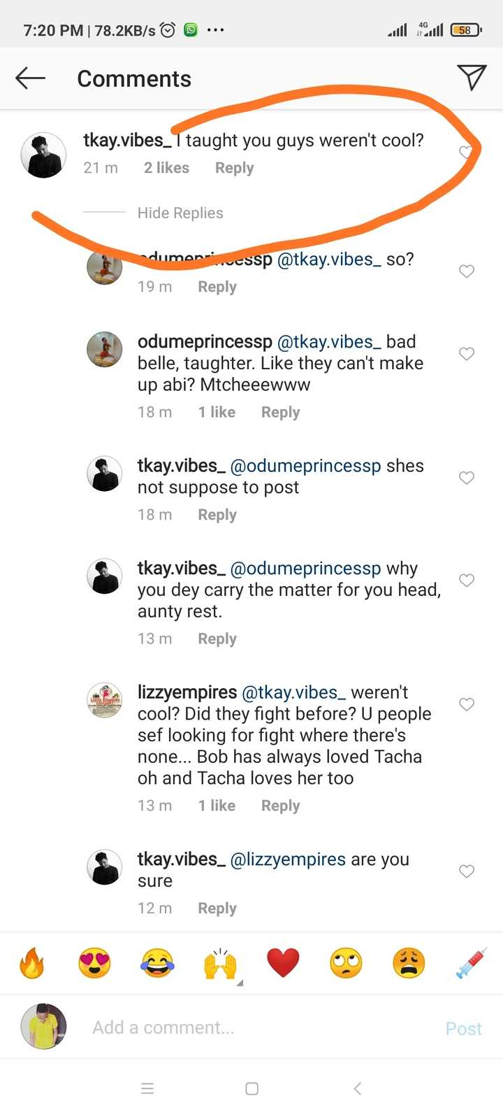 """""""I Taught You Guys Weren't Cool?"""" - Bobrisky's Celebration of BBNaija's Tacha On Her Birthday and Fans' Reaction"""