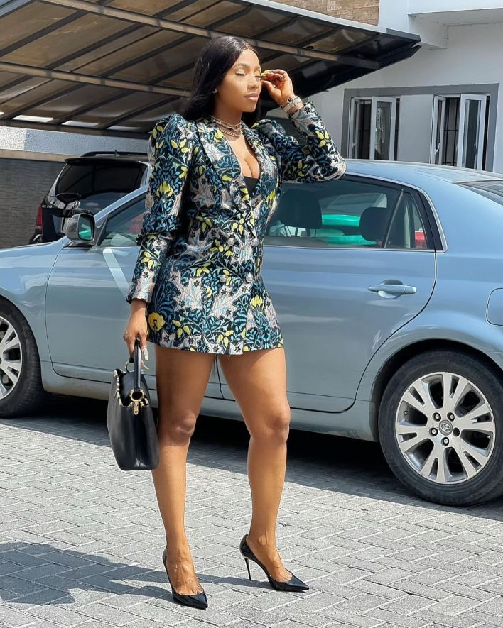 """Erica Nlewedim comes to Mercy Eke's defense to debunk rumour of her spreading COVID-19 - """"Report The Truth"""""""
