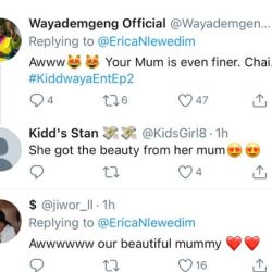 BBNaija: 'The Beauty of Her Mum' – Fans Respond As Erica Nlewedim Shares Photo Of Her Mother