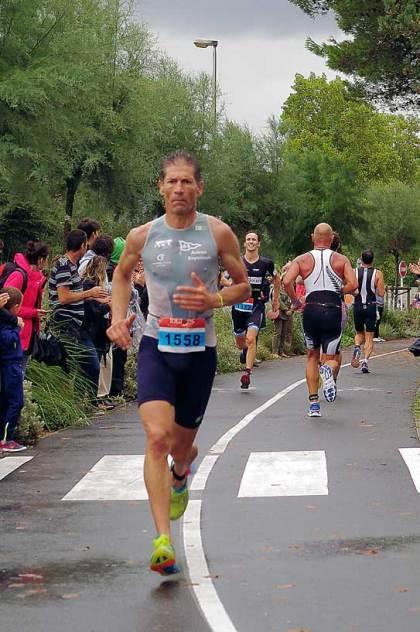 Stéphane Arrayago - Triathlon de St-Jean-de-Luz M
