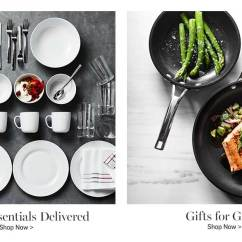 Calphalon Kitchen Outlet Average Cost To Remodel A Cookware, Cooking Utensils, Decor & Gourmet Foods ...