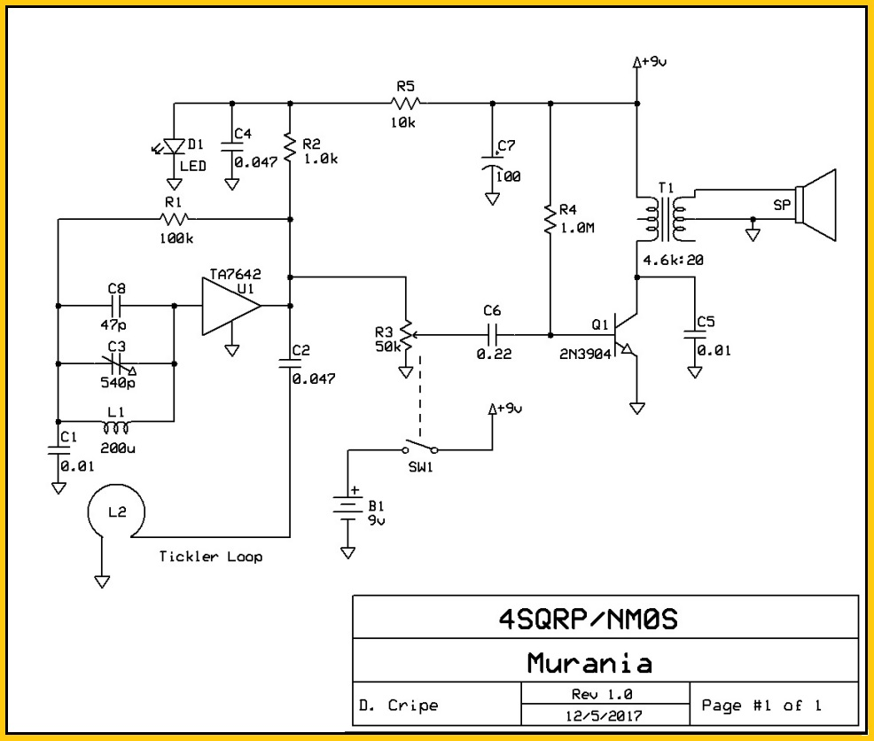 medium resolution of society rf power meter for qrpers electronic circuit schematic wiring diagram database