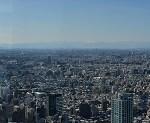 東京都庁からの眺め(パノラマ)